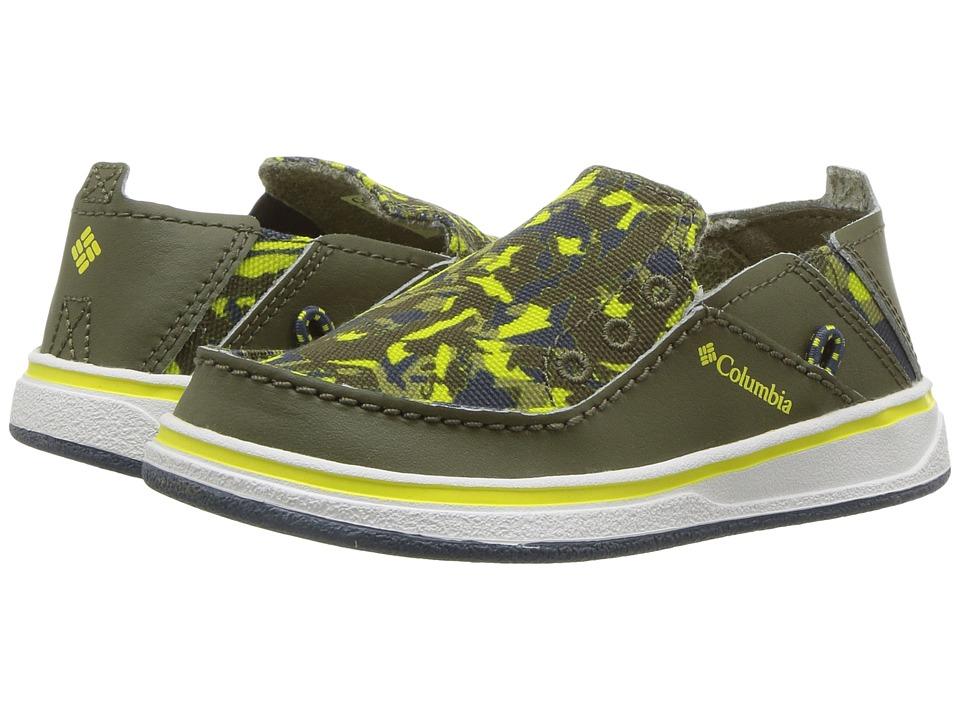 Columbia Kids - Bahama (Toddler/Little Kid/Big Kid) (Nori/Zour) Boys Shoes