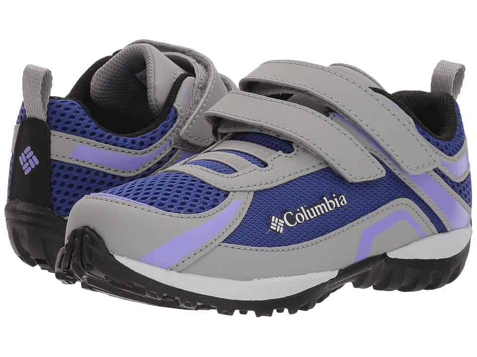 Columbia Kids - Conspiracy (Toddler/Little Kid/Big Kid) (Clematis Blue/Fairy) Girls Shoes