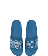 MCM - Logo Slide Sandal