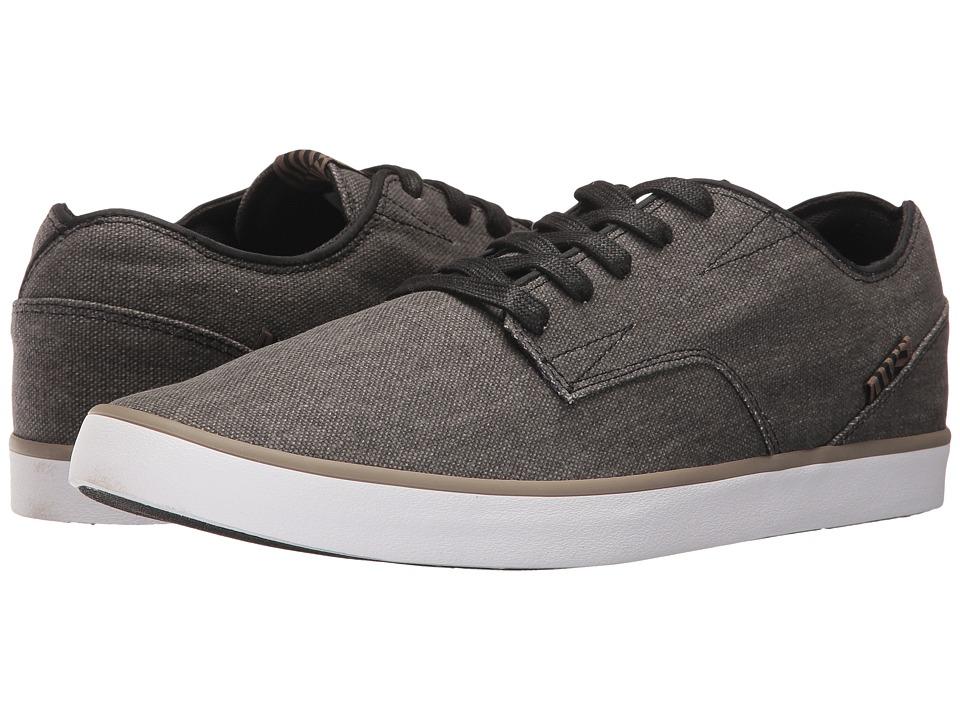 Volcom - Govna (Black) Mens Shoes
