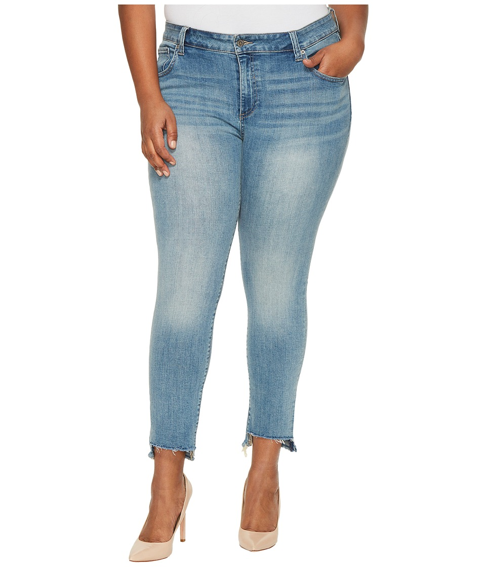 Lucky Brand Plus Size Ginger Skinny in Divinty (Divinity) Women