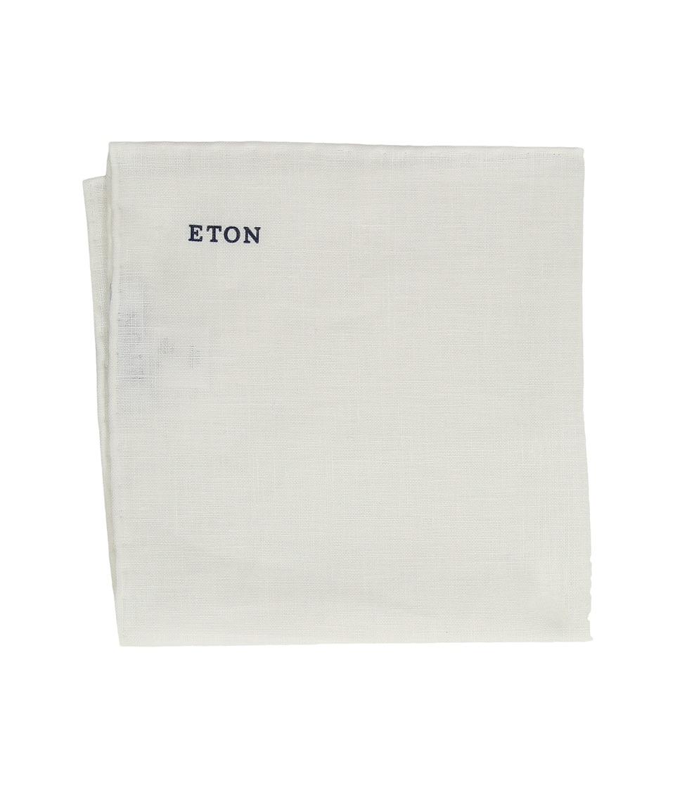Eton - Linen Pocket Square