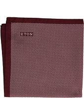 Eton - Signature Dot Pocket Square