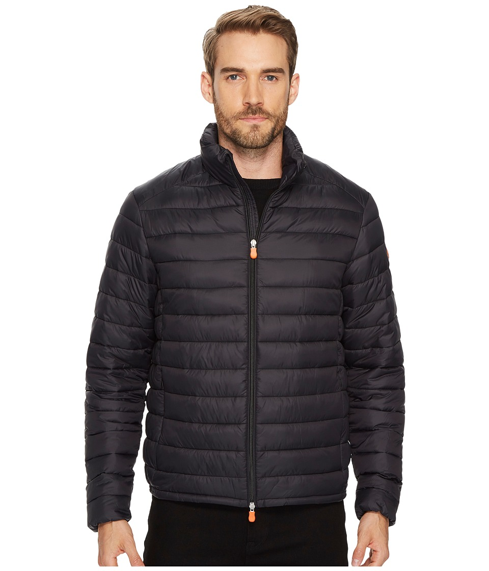 Save the Duck - Basic Non Hood (Black) Mens Coat