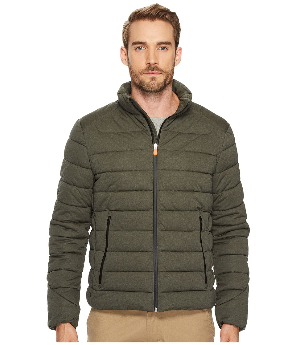 Save the Duck - Short Heather Solid Stretch Coat