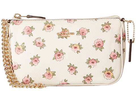 COACH Flower Patch Nolita Wristlet 19 - LI/Flower Patch