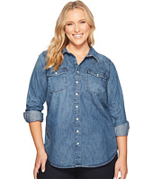 Lucky Brand - Plus Size Western Shirt