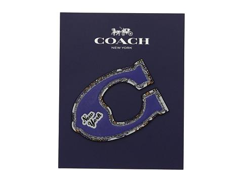 COACH Pretty Coach C Sticker - Multicolor