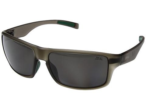 Zeal Optics Incline - Matte Fatigue w/ Polarized Dark Grey Lens