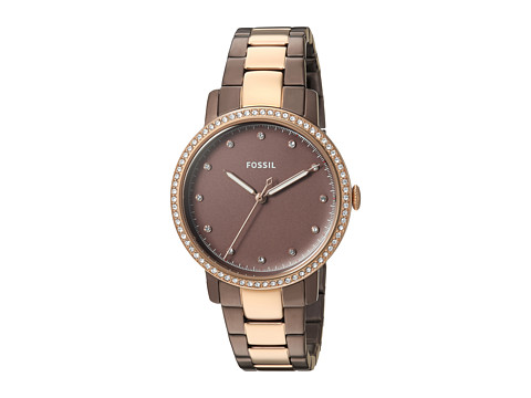 Fossil Neely - ES4300 - Brown/Rose Gold