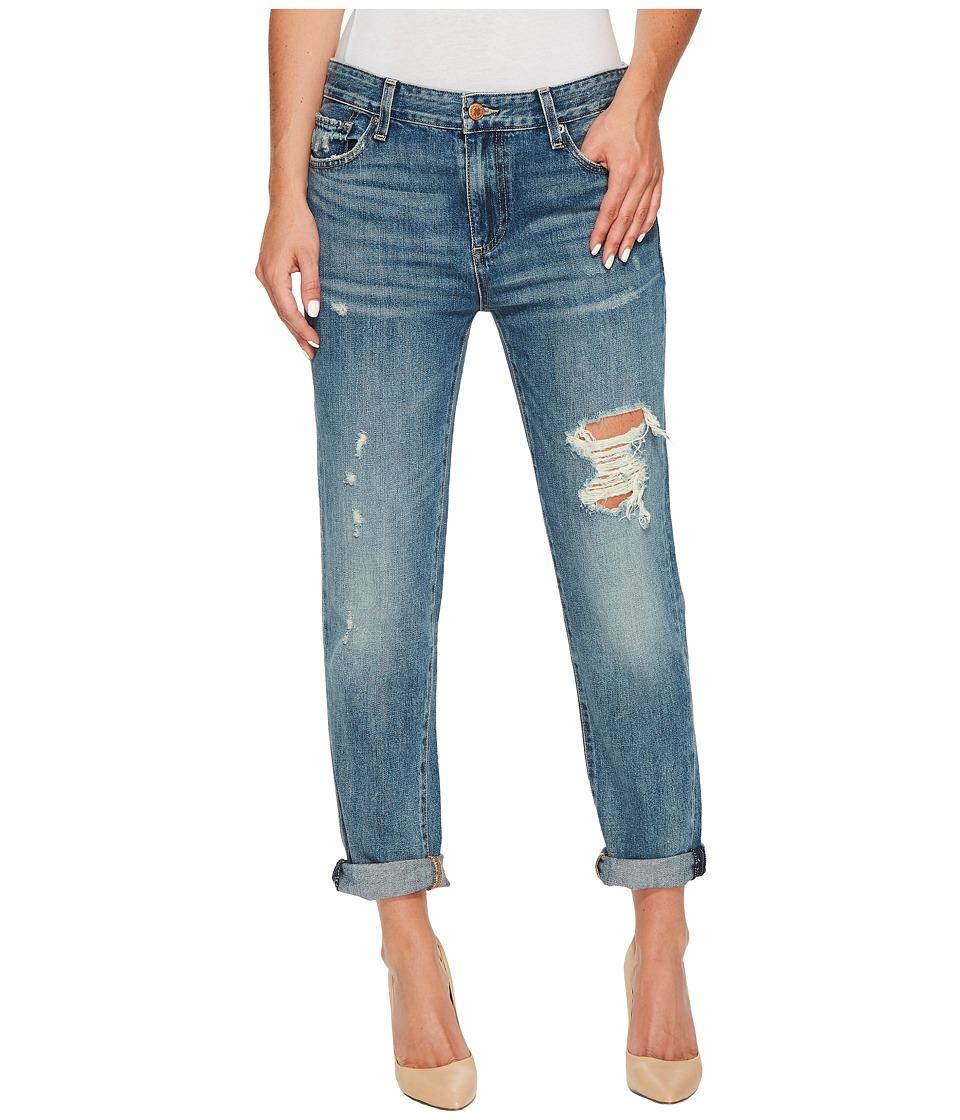 Lucky Brand Sienna Slim Boyfriend Jeans in Hatch (Hatch) Women