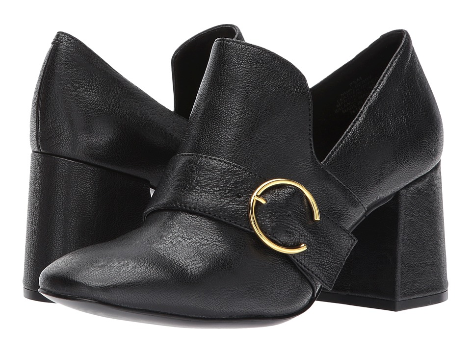 Nine West Alberry (Black Leather) Women