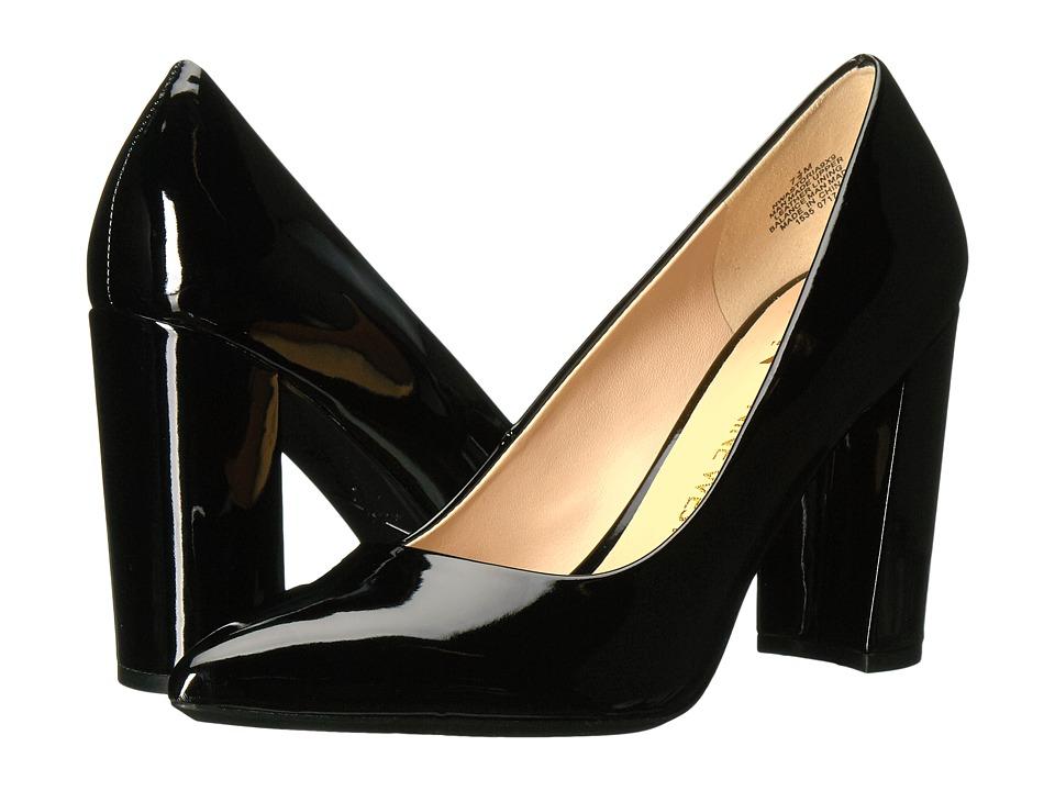 Nine West Astoria (Black Synthetic) High Heels