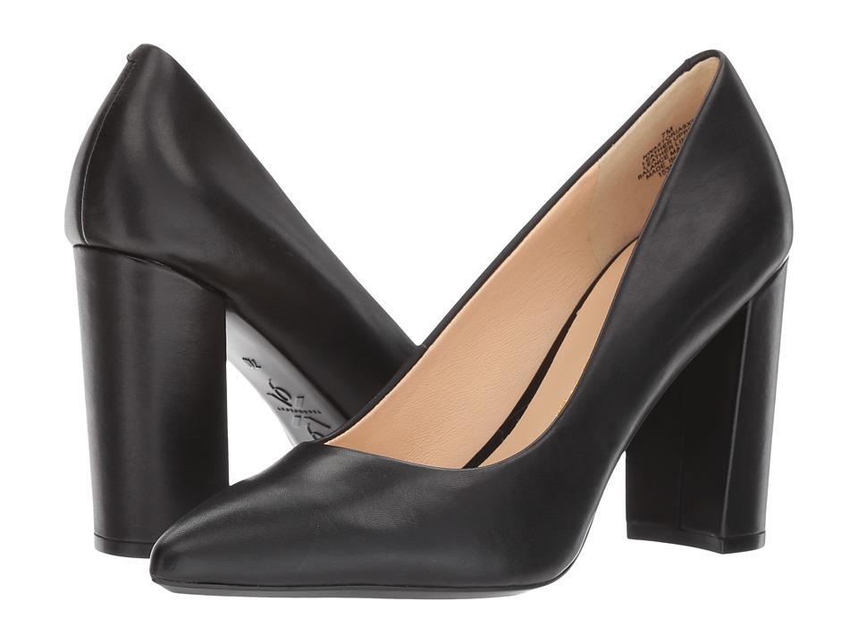 Nine West Astoria (Black Leather) High Heels