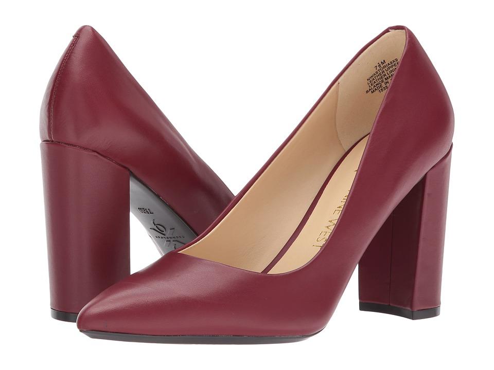 Nine West Astoria (Wine Leather) High Heels