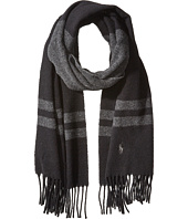 Polo Ralph Lauren - Wool Blanket Stripe Scarf