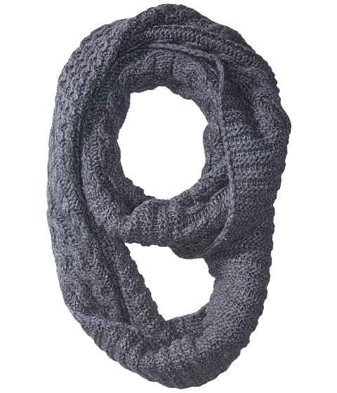 Polo Ralph Lauren Traveling Aran Neck Ring Scarf - Antique Heather