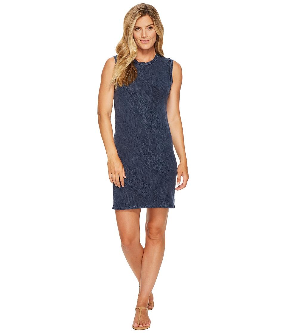 Lucky Brand Knit Dress (Indigo) Women