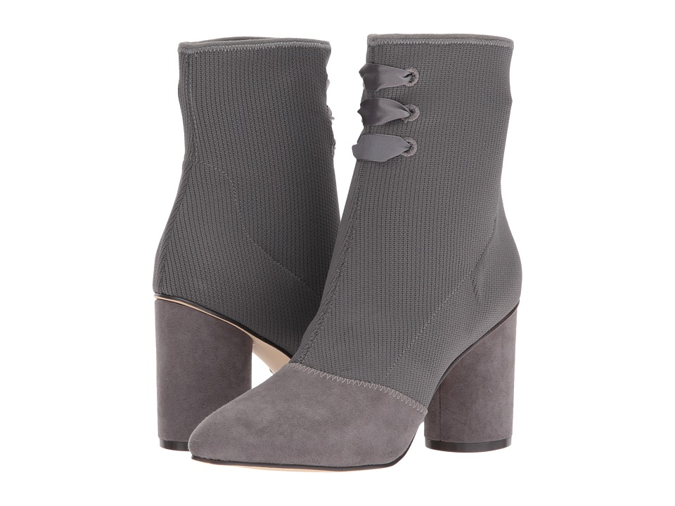 Nine West Cartolina (Dark Grey Multi Fabric) Women