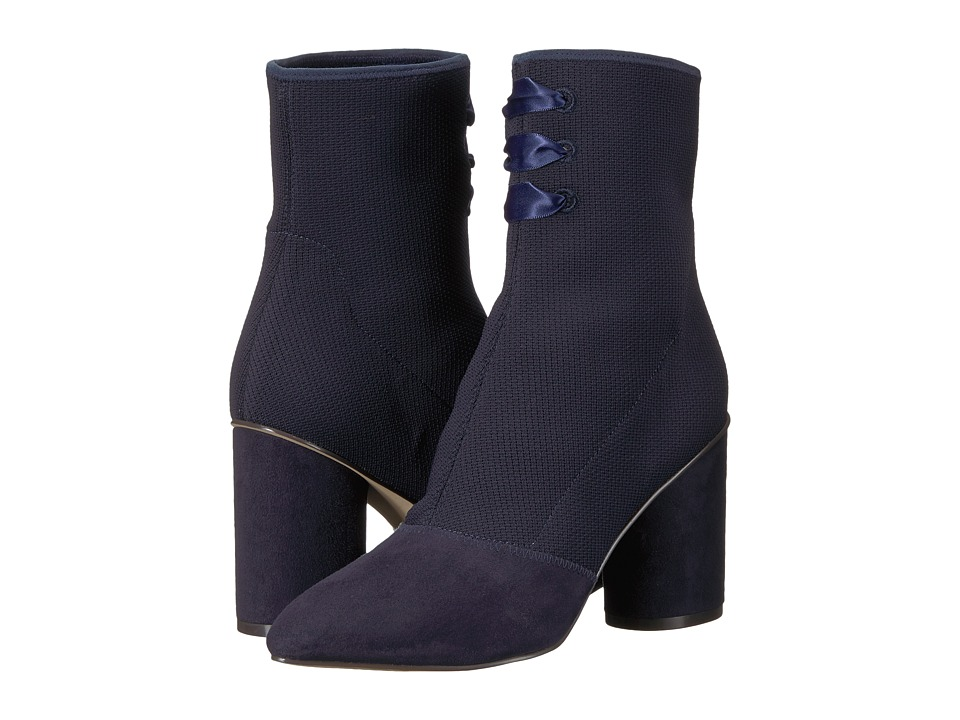 Nine West Cartolina (Navy/Navy Fabric) Women