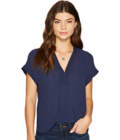 Lucky Brand - Draped Shirt