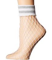 Steve Madden - Varsity Fishnet Anklet