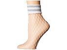 Steve Madden Varsity Fishnet Anklet