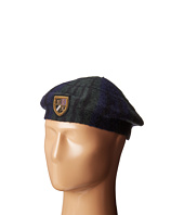 Polo Ralph Lauren - Tartan Beret with Embroidery