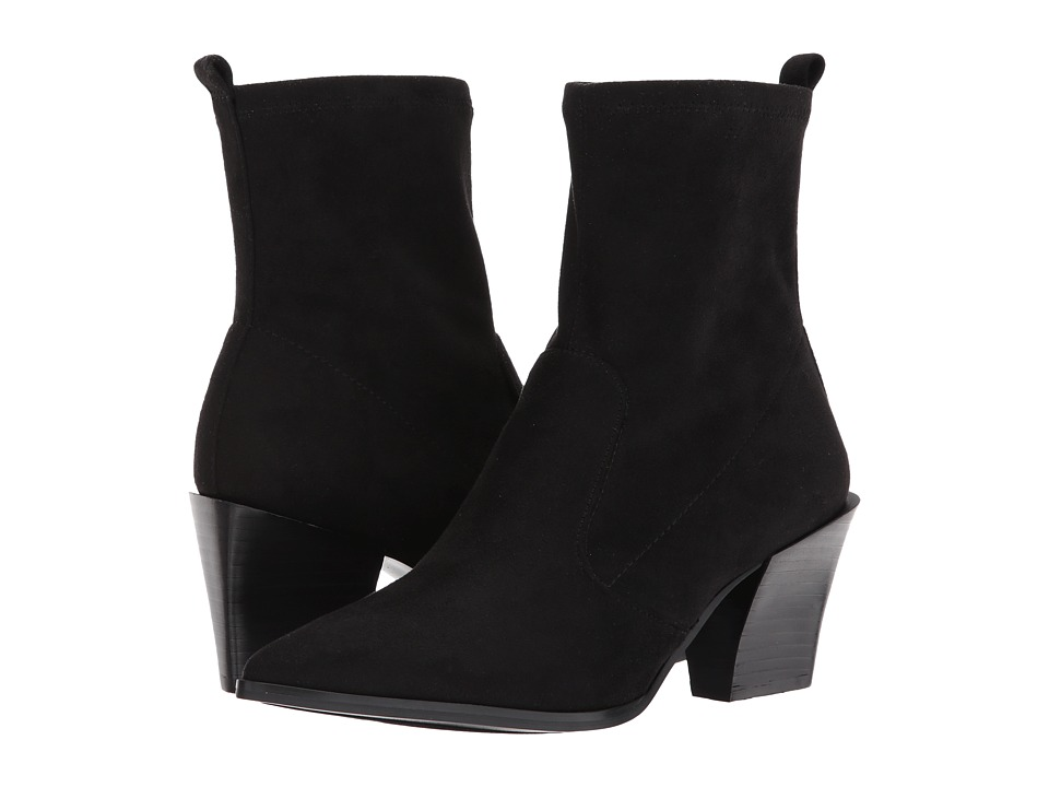 Nine West Eshella (Black Fabric) Women