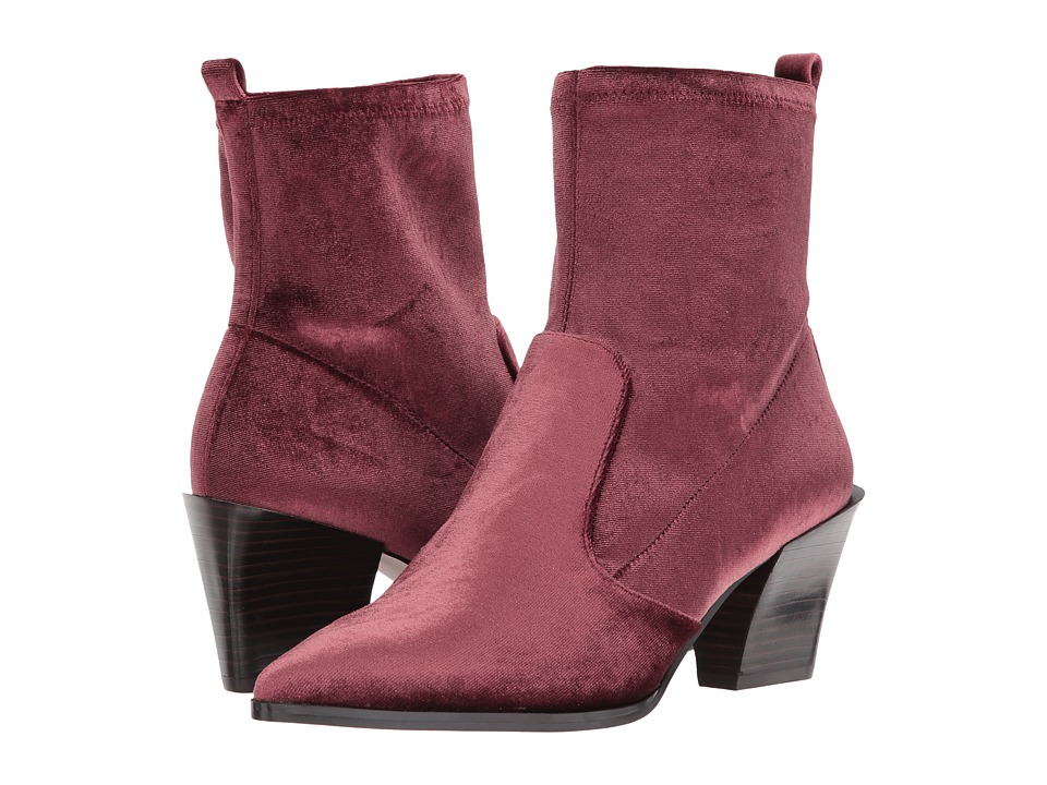 Nine West Eshella (Dark Wine Fabric) Women