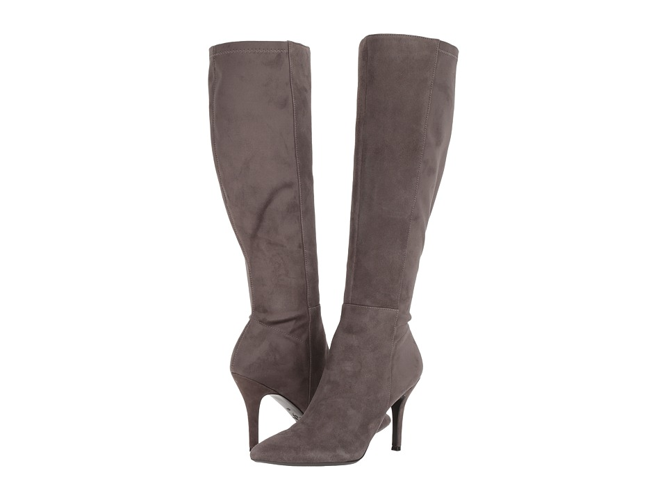 Nine West Fallon (Dark Grey/Dark Grey Suede) Women