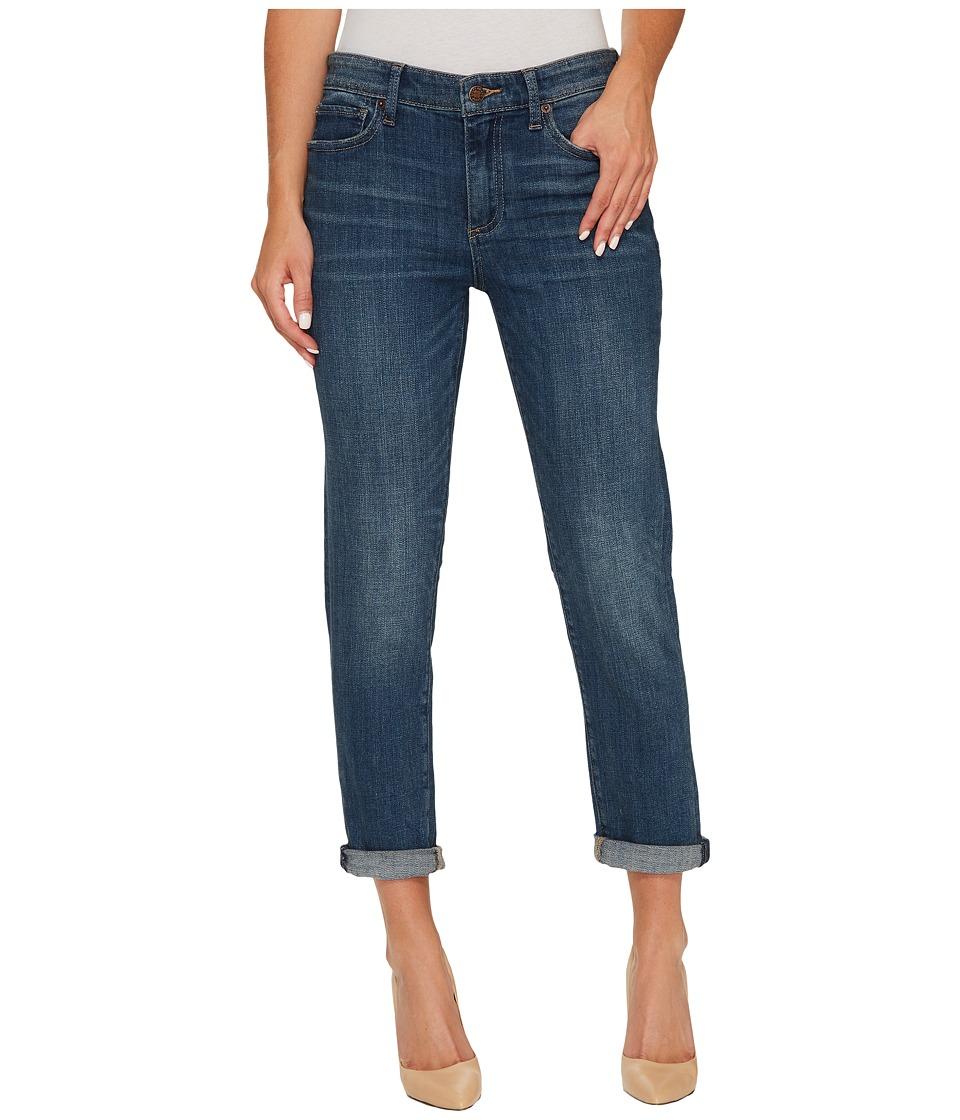 Lucky Brand Sienna Slim Boyfriend Jeans in Dream On (Dream On) Women