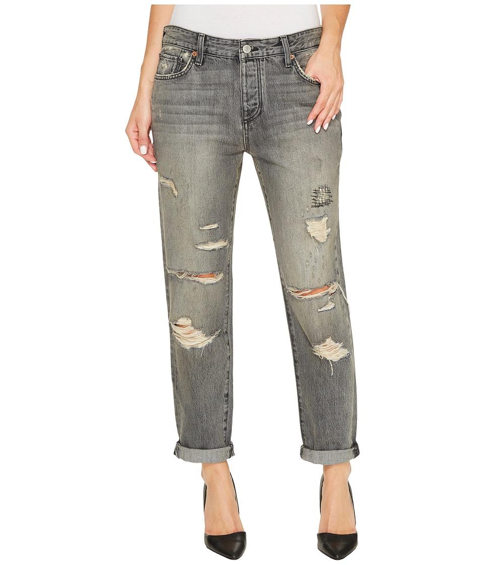 Lucky Brand Sienna Slim Boyfriend Jeans in Barry (Barry) Women
