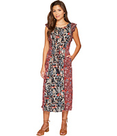 Lucky Brand - Mixed Floral Dress