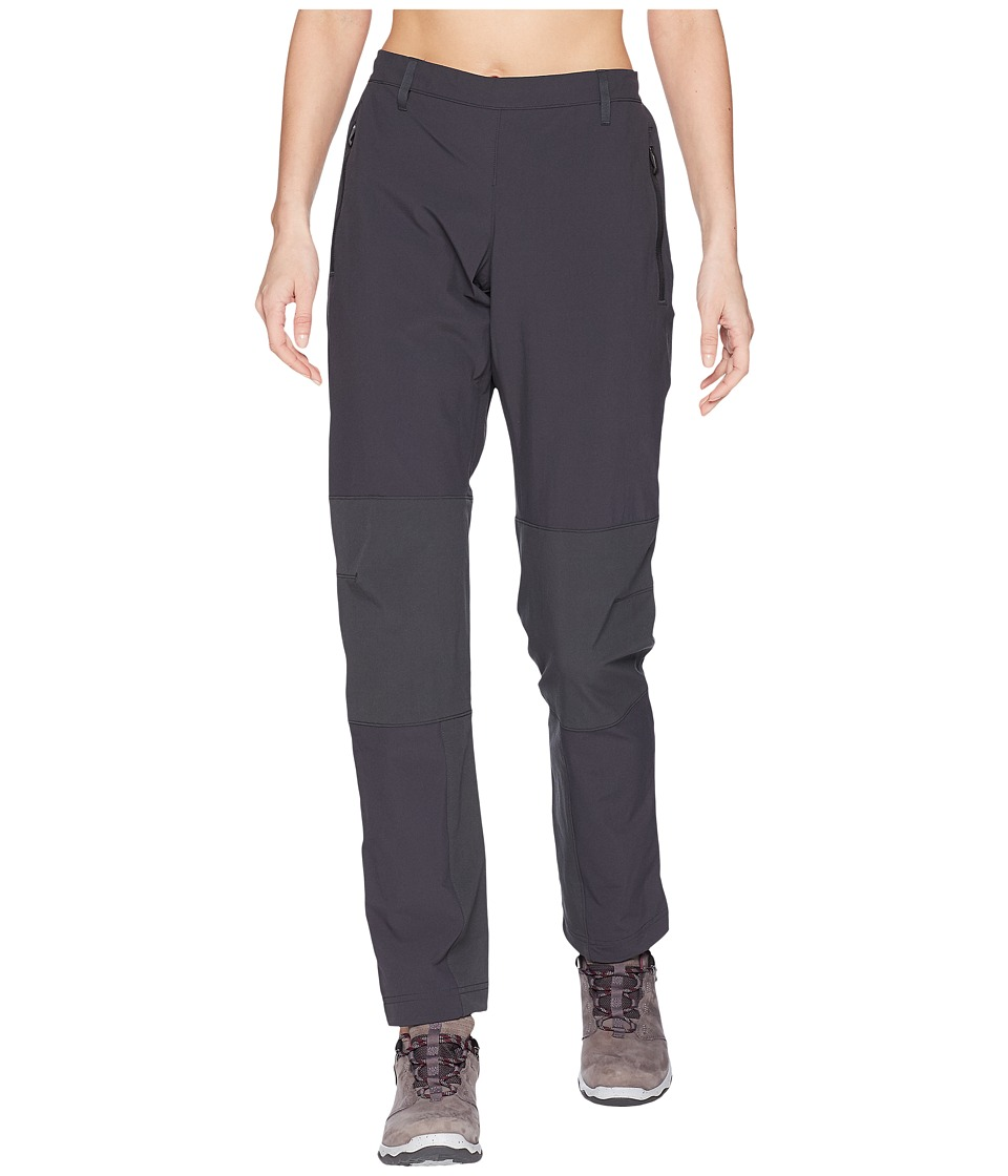 adidas Outdoor Terrex Multi Pants (Carbon) Women