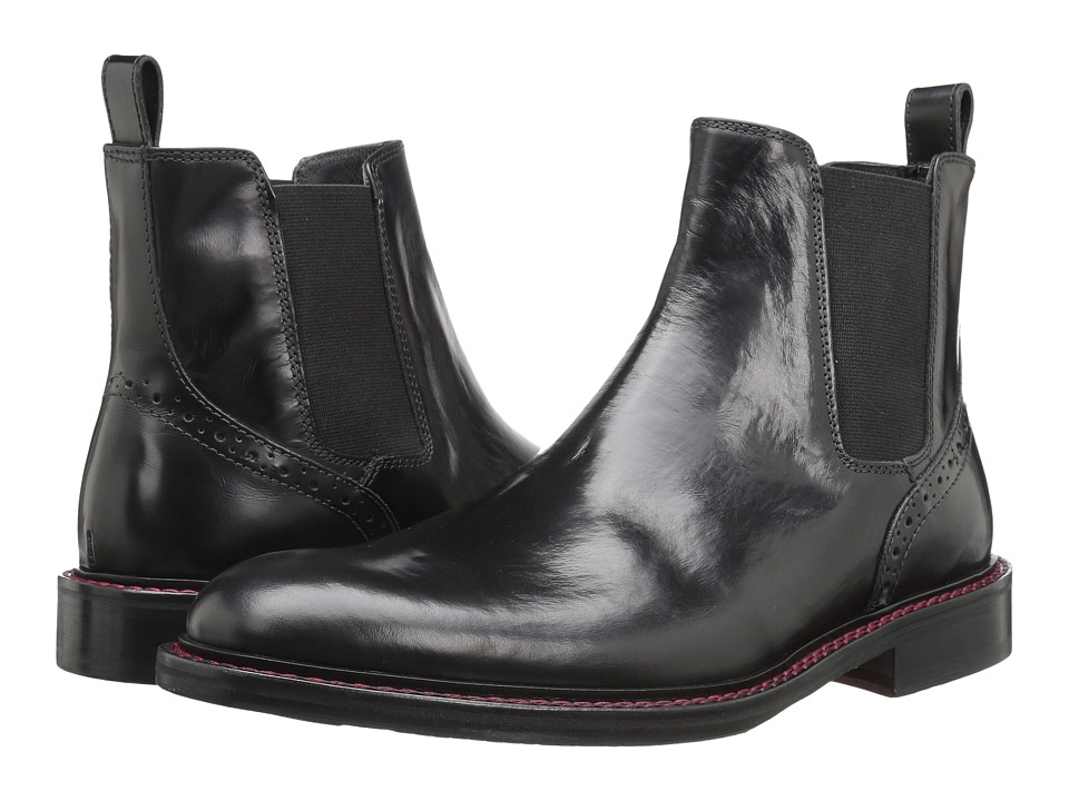 BUGATCHI - Messina Boot (Nero) Mens Boots