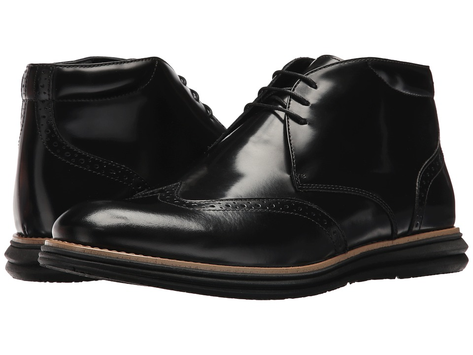 BUGATCHI - Garda Boot (Nero) Mens Boots