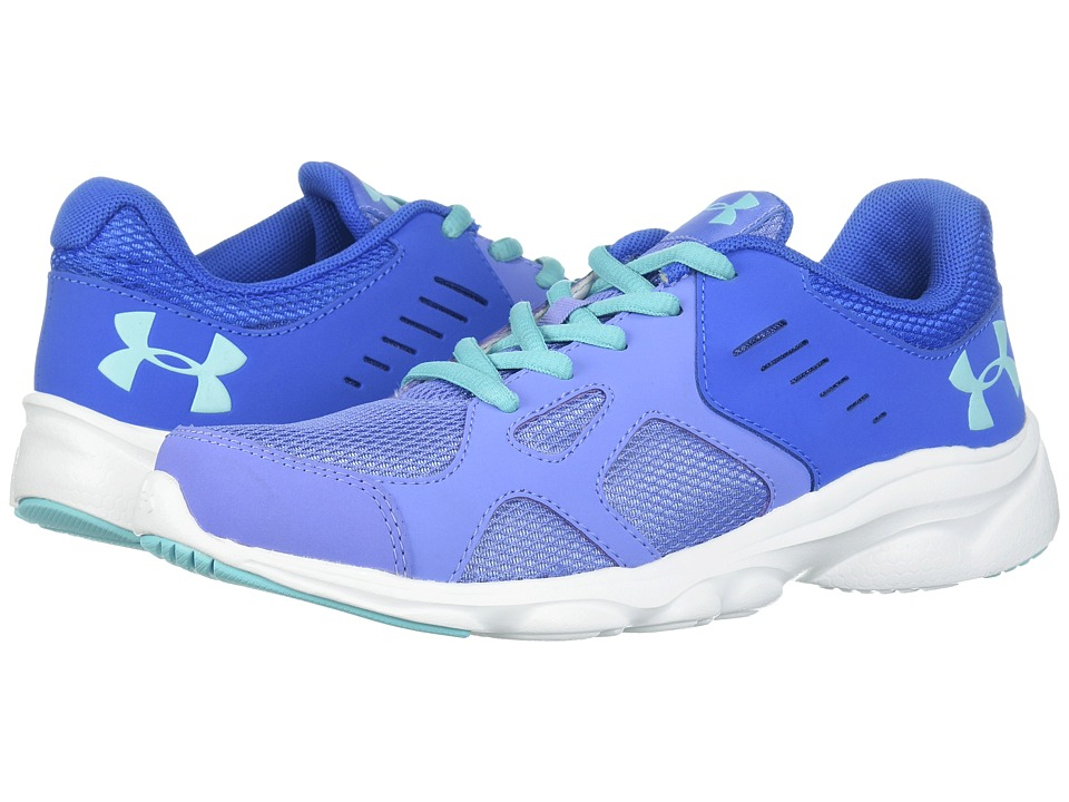 Under Armour Kids - UA GGS Pace RN (Big Kid) (Mediterranean/Talc Blue/Tropical Tide) Girls Shoes