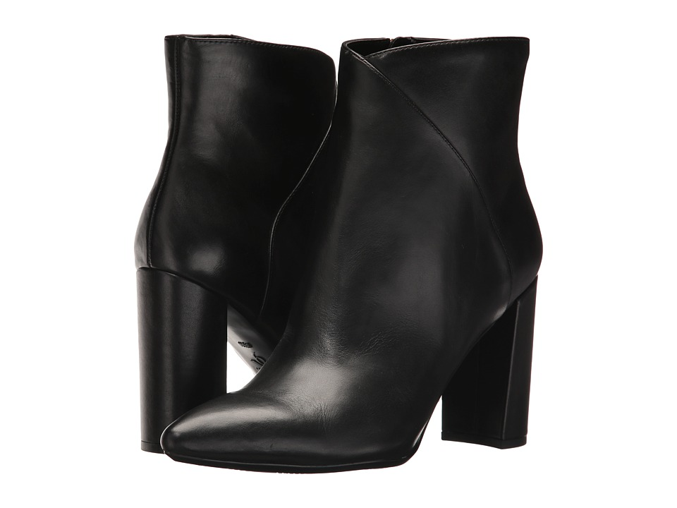 Nine West Argyle (Black Leather) Women