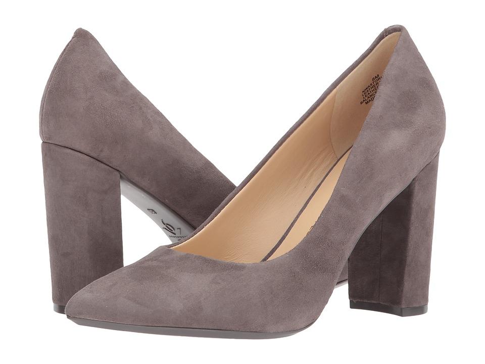 Nine West Astoria (Dark Drey Suede) High Heels