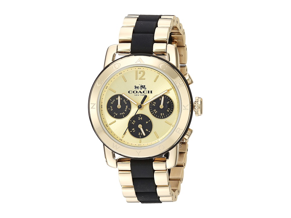 COACH - Legacy Sport (Gold) Watches