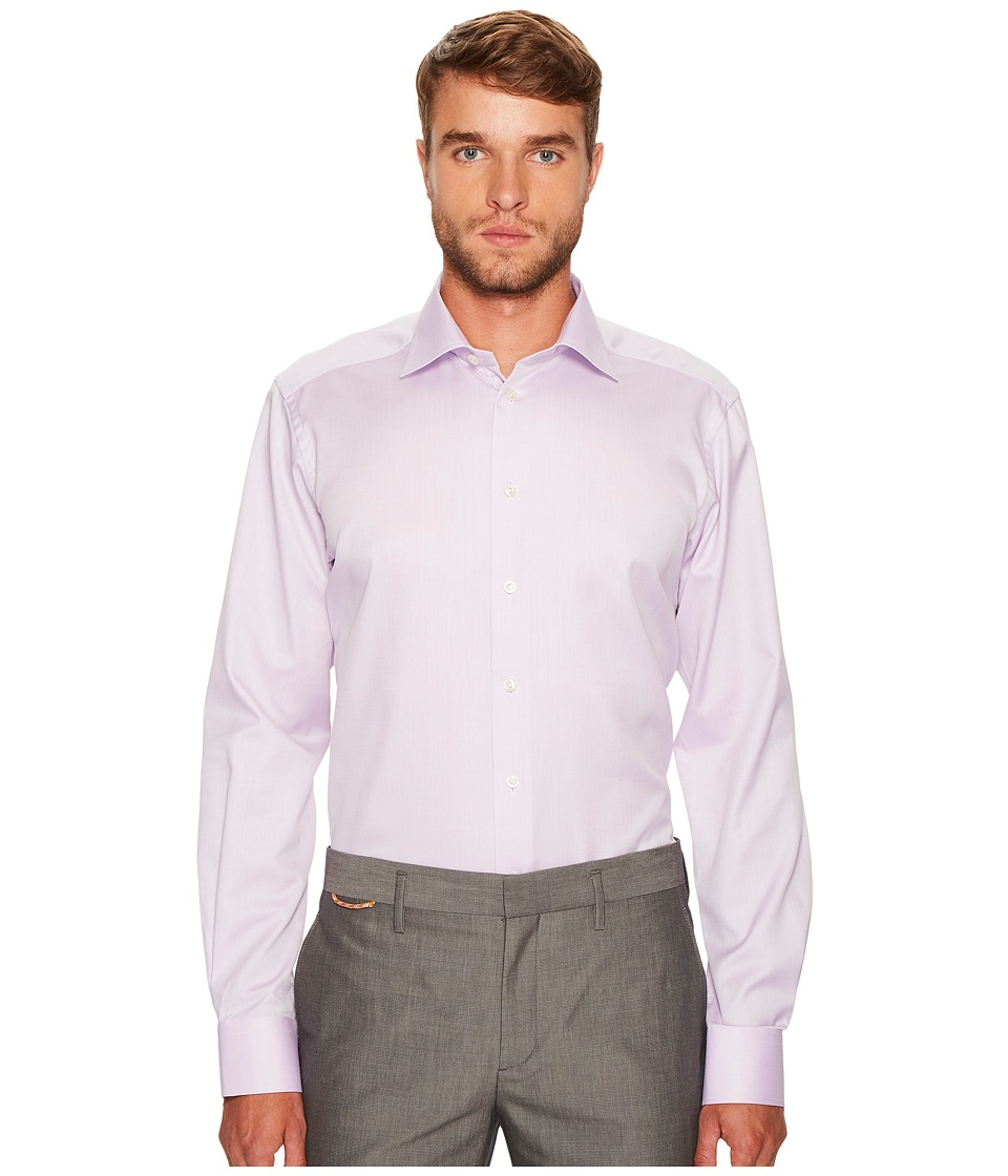 Eton - Contemporary Fit Herringbone Shirt