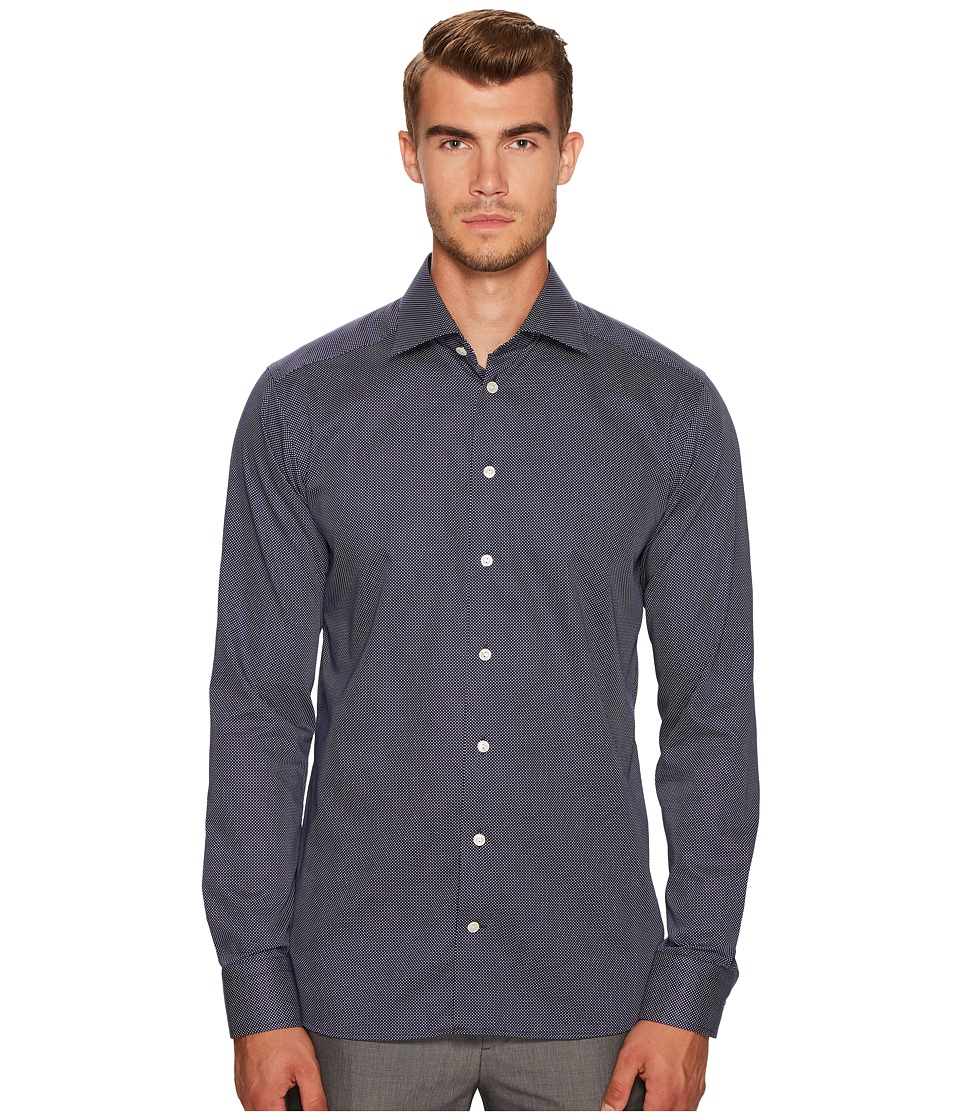 Eton - Slim Fit Signature Dot Shirt