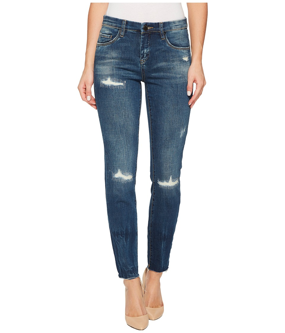 Blank NYC Distressed Skinny in High Dive (High Dive) Women