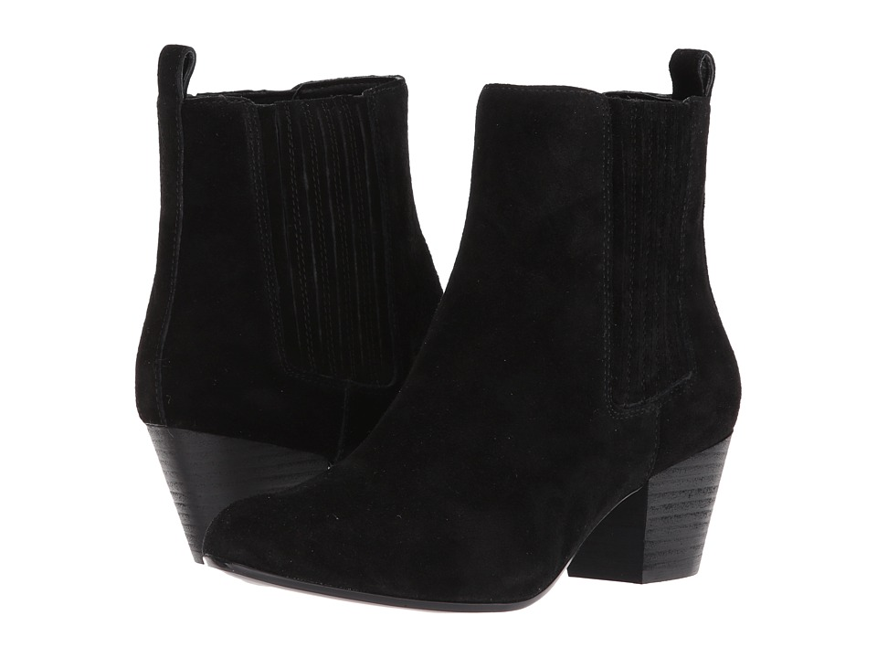 Nine West Haldi (Black Suede) Women
