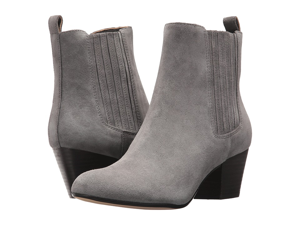 Nine West Haldi (Grey Suede) Women