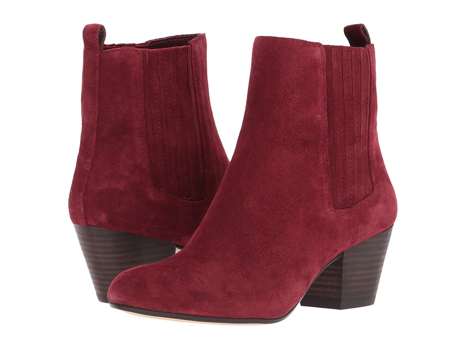 Nine West Haldi (Wine Suede) Women
