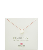- Pearls of...Large Keshi Pearl Necklace  Gold