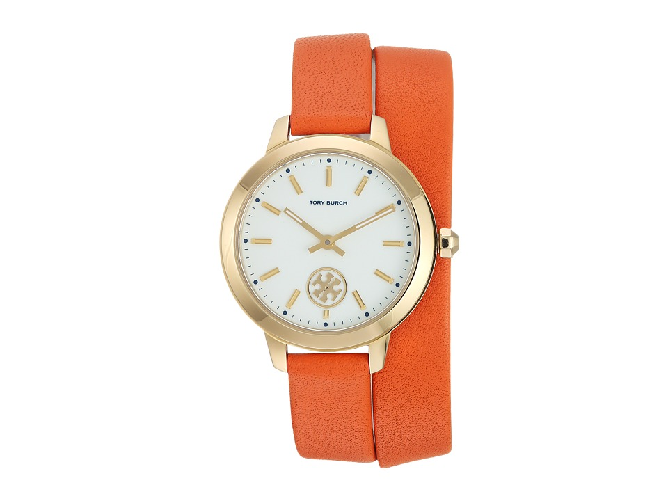 Tory Burch Collins - TBW1302 (Orange) Watches
