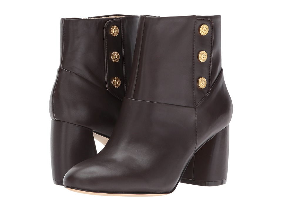 Nine West Kirtley (Dark Brown Leather) Women